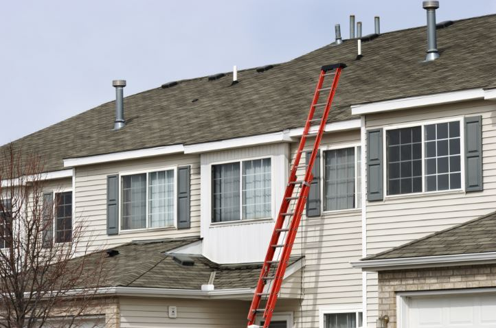 closed gutter system